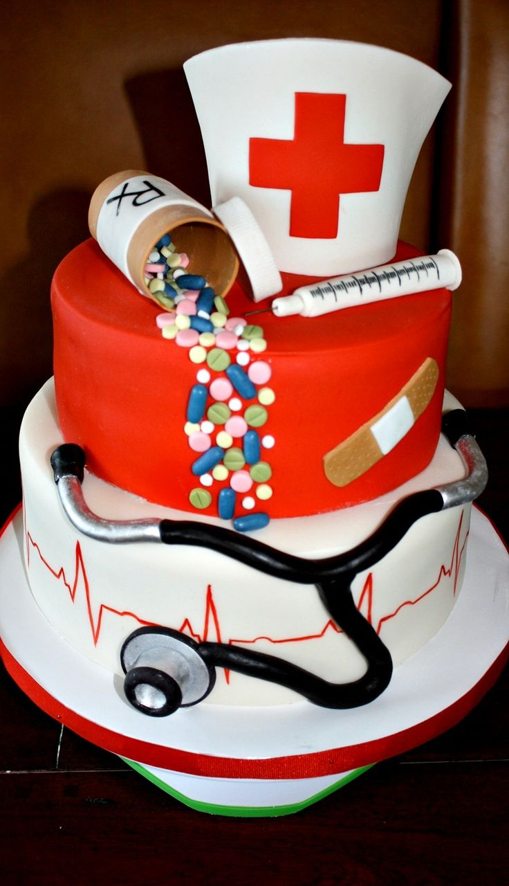 Best 25+ Nurse cakes ideas on Pinterest