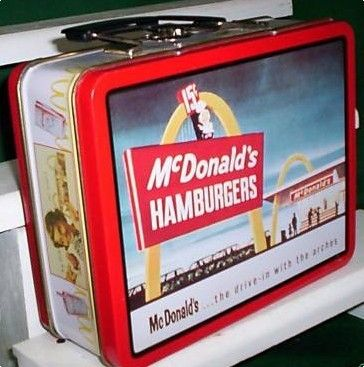 McDonald's lunch box - lunch-boxes Photo