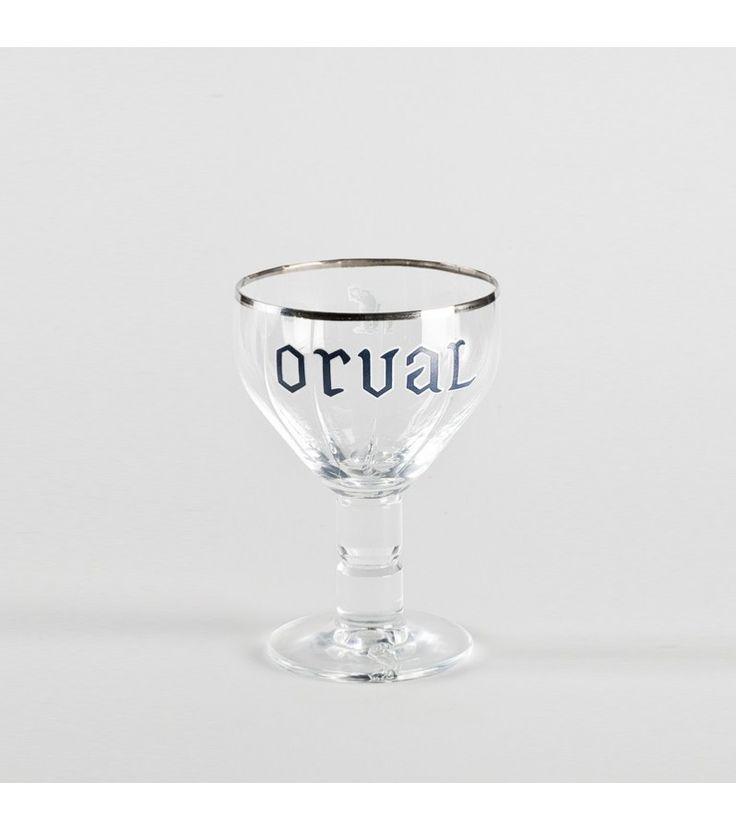 Verre à Bière Trappiste Orval. Verre à bière de collection