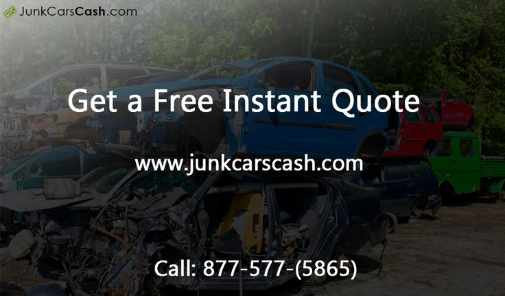 Junk Car Removal Quote is the way to start the further journey of your #junk #car. Now, come to the next move of releasing and accepting quotes.