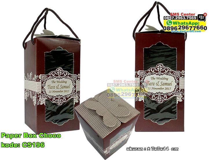 Paper Box Choco (SMS/WA/Telp) 0813.2660.1110  PIN BBM: 5B 909 A4A #paperbox #paperboxmurah #paperboxcantik #jualpaperboxmurah #jualpaperboxunik #kemasanpaperbox #paperboxgrosir #grosirpaperboxmurah #jualkemasanpaperbox #kemasanpaperboxgrosir #PaperBox #PabrikBox #ContohUndangan