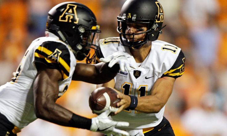 Appalachian State looks dominant in shutout of Louisiana-Lafayette = Appalachian State has the talent on offense and the mindset on defense to be a really good team. On Wednesday night, the Mountaineers showed that talent in a dominant performance against Louisiana-Lafayette.  While this game was.....