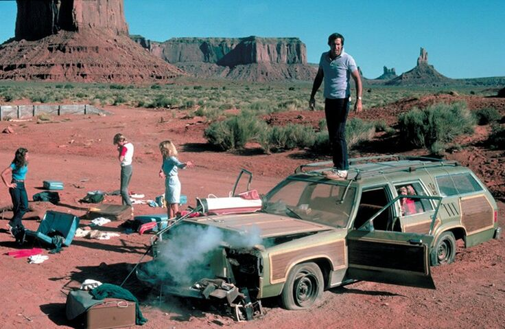 50 yards...lol (With images) | National lampoons vacation ...