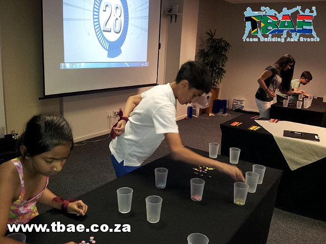 At Any Event Minute To Win It Team Building Cape Town
