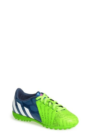 adidas 'Predito Instinct TF' Soccer Cleat (Toddler, Little Kid & Big Kid) available at #Nordstrom 26.76
