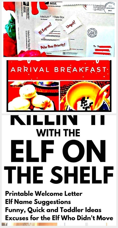 Most uptodate Images Arrival Elf Ideas Return Shelf
