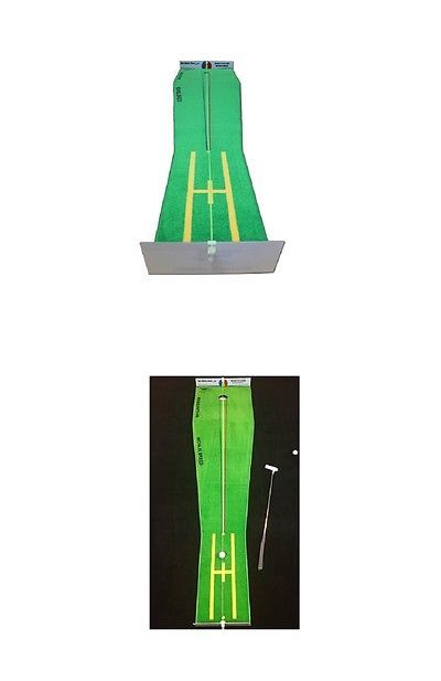 Putting Greens and Aids 36234: New Big Moss Golf Michael Breed Birdie Path 2 X 8 Practice Putting Green BUY IT NOW ONLY: $199.0