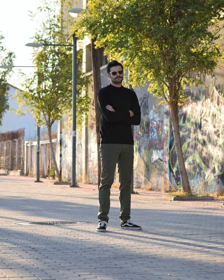 """130 """"Μου αρέσει!"""", 6 σχόλια - Rooks (@rooks.gr) στο Instagram: """"Simple or Classy? New cotton chino pants and knitted wool blouse only on #rooks.gr"""""""