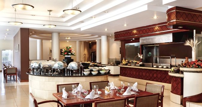 Hilton Colon Quito hotel, Quito Ecuador - Café Colon 1
