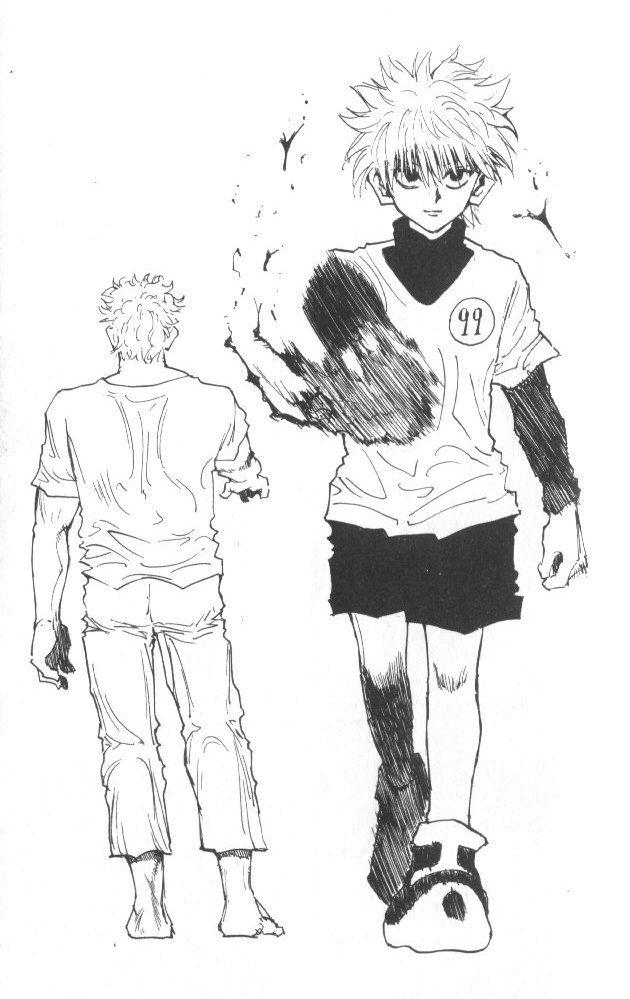 Read manga Hunter x Hunter 021 online in high quality