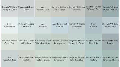 63 best blue gray paint colors images on pinterest paint colors
