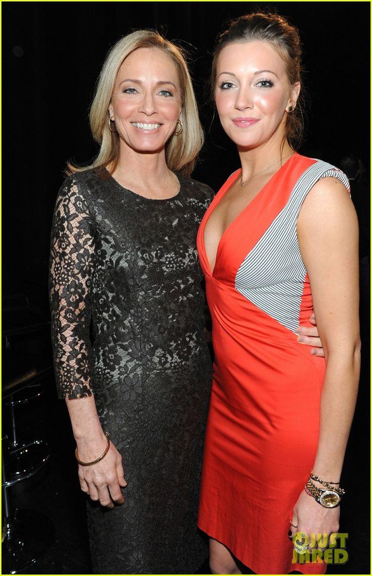 Susanna Thompson & Katie Cassidy