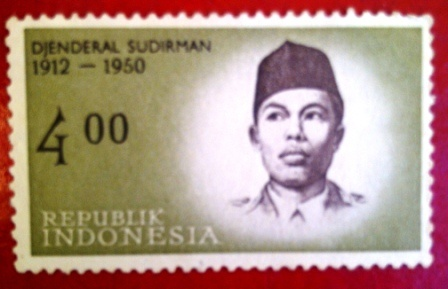 Djendral Sudirman,1912-1950  Indonesian Heroes - Collection Stamps Series Legend of Heroes Indonesia on Pinterest ... www.pinterest.com236 × 152Pesquisar por imagens Stamps Series, Heroes Indonesia, Djendral Sudirman 1912 1950, Sudirman 1912 1950 Indonesian, Indonesian Heroes, Collection Stamps, Series Legends