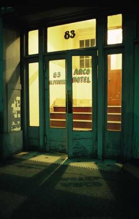 Arco Hotel. 1981 by Greg Girard