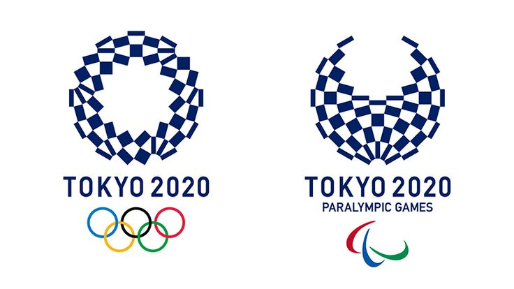 Logos for the Tokyo 2020 Olympics and Paralympic Games have been unveiled – a pair of chequerboard emblems designed by Japanese artist Asao Tokolo