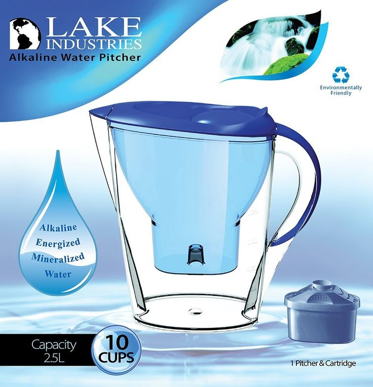 The alkaline water filter pitcher that makes 2.5 liters of crisp and refreshing alkaline water instantly, I knew I had to share this with you guys. #alkalinewater #cleanwater #cleaneating #alkalinediet