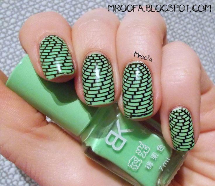 Mejores 454 imágenes de Nail Polish en Pinterest | Esmalte para uñas ...