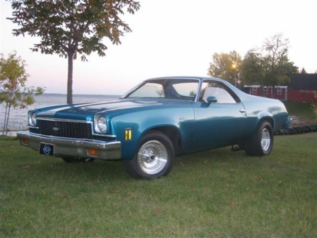 1000 images about 73 77 chevrolet el camino 39 s on for Camino classico
