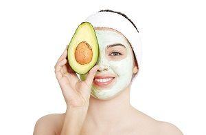 Kuru ciltler için avokado maskesi