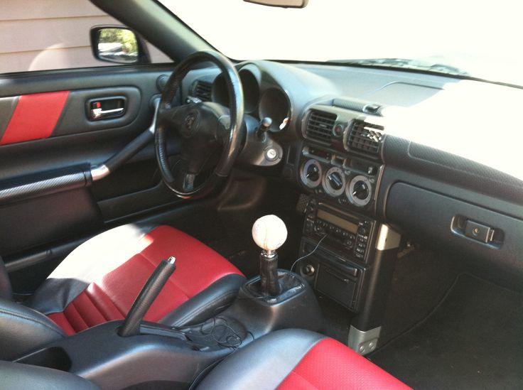 2002 with custom interior mki mkiii mr2 39 s pinterest toyota mr2 interiors and toyota for Mr2 spyder interior accessories