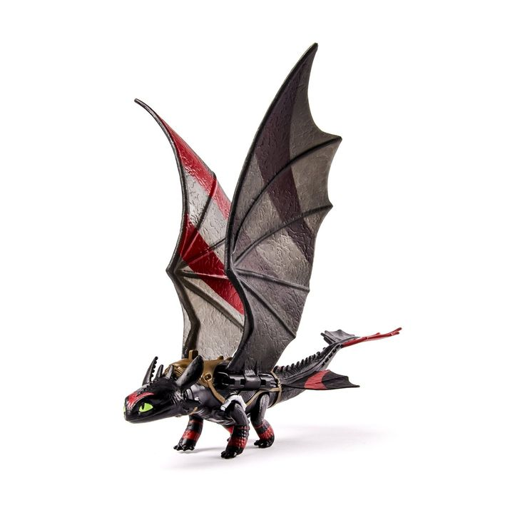 Toothless Dragon - How to Train Your #dragon #toys