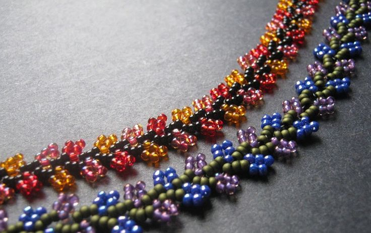 Inspirational Beading: Beading Tutorial: Nepal Chain Stitch