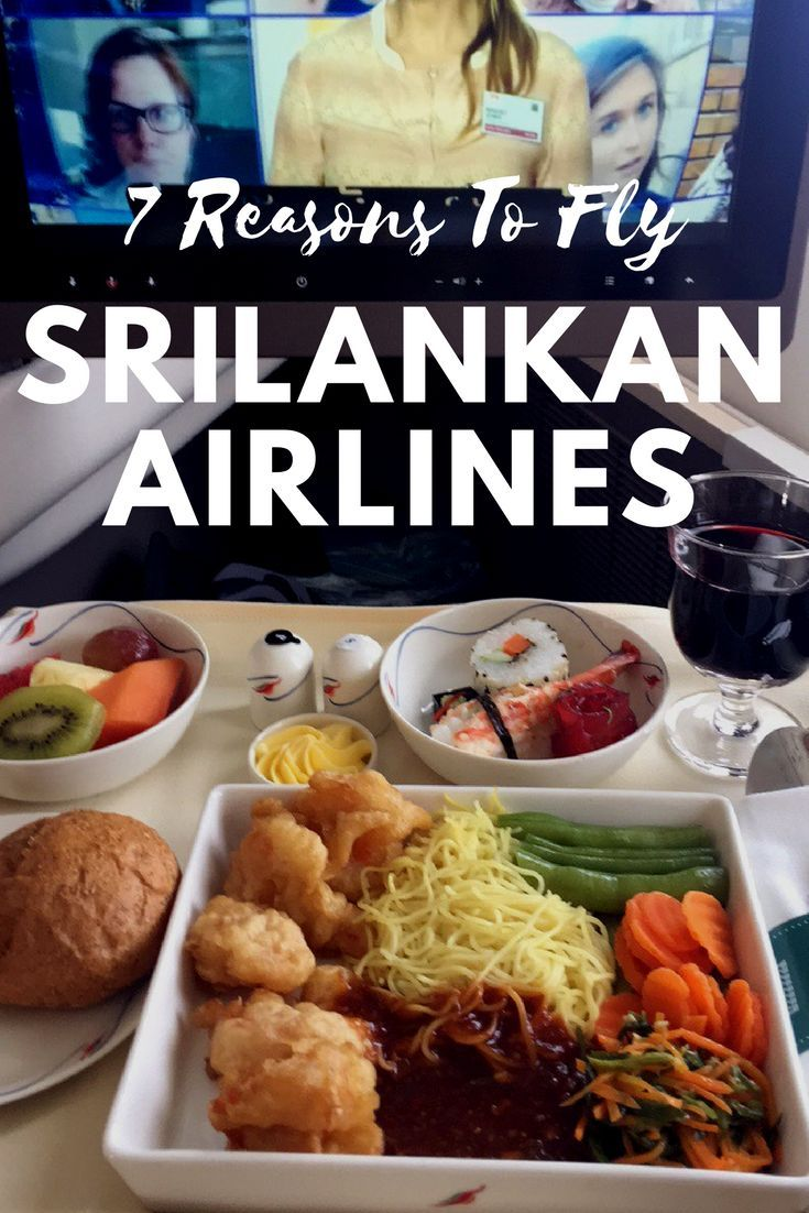 Flying Sri Lankan Airlines to China was nothing short of fantastic. They've got so many flights and what terrific service! These are just my top 7 reasons to fly srilankan airlines  http://thetinytaster.com/2017/08/08/fly-srilankan-airlines/