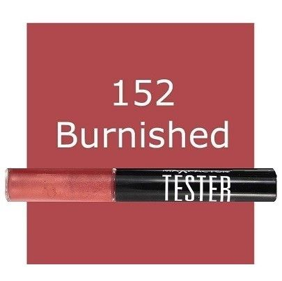 Ruj Semipermanent Max Factor Lipfinity -  tester - 152 Burnished