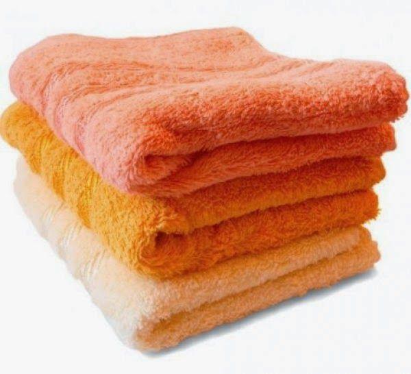 Daddy Cool!: 2 κολπα για να κάνετε τις πετσέτες σας ξανά αφράτες !