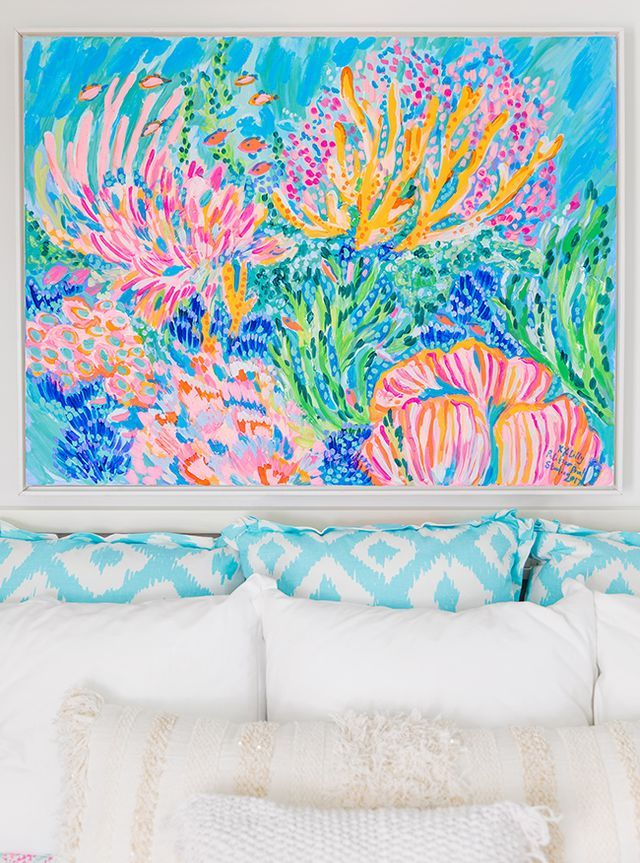 25 Best Ideas About Lily Pulitzer Painting On Pinterest