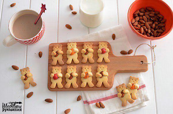 Vyskúšajte tento skvelý nápad na chutných medvedíkov, ktorých si deti pre svoj vzhľad zamilujú.