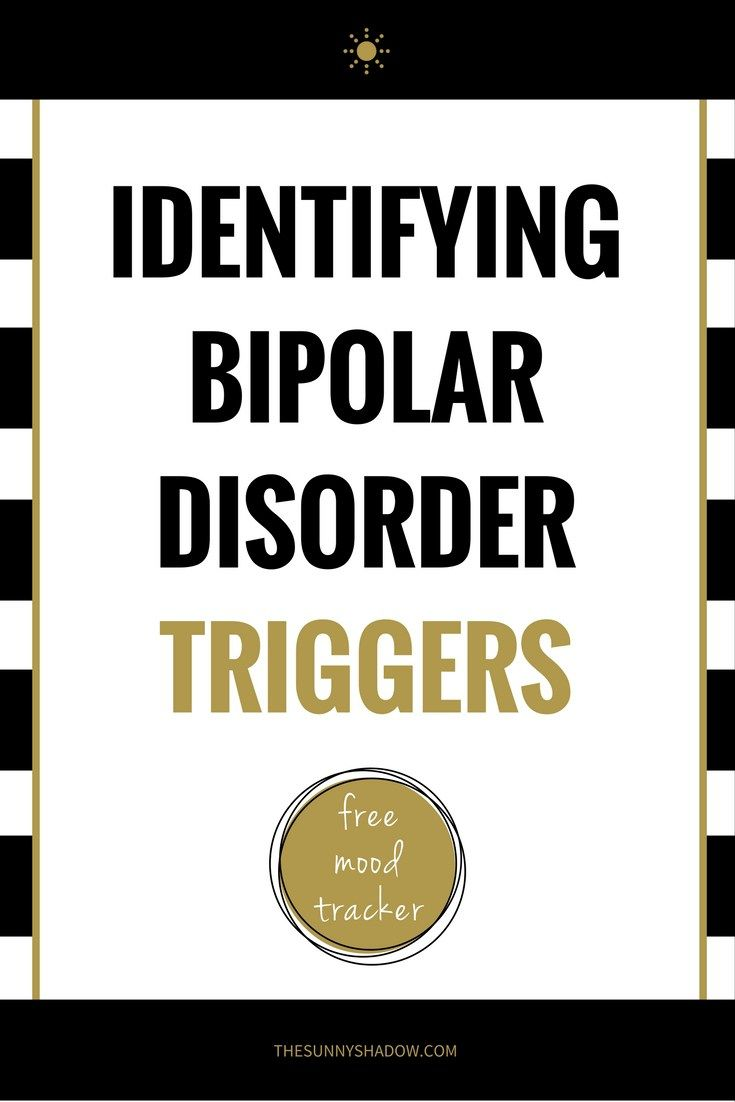 how to manage bipolar disorder at work