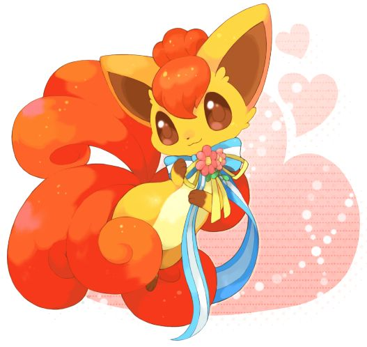 Cute Vulpix Wallpapers Vulpix Gt Gt Poҡєmoň Pok 233 Mon Pokemon Eevee Pokemon Images