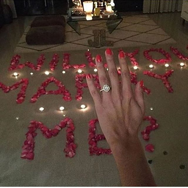 25+ Best Ideas About Wedding Proposals On Pinterest