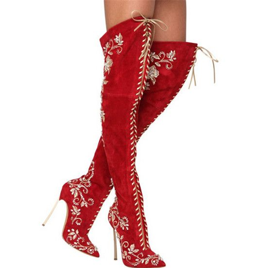 1000  ideas about Thigh High Boots Cheap on Pinterest | Sexy boots