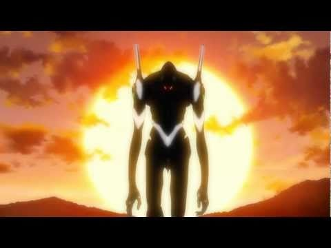 A fairly excellent Evangelion AMV. Evangelion. Evangelion everywhere.