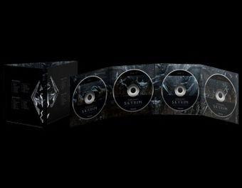 Skyrim Soundtrack - Elder Scrolls - Wikia