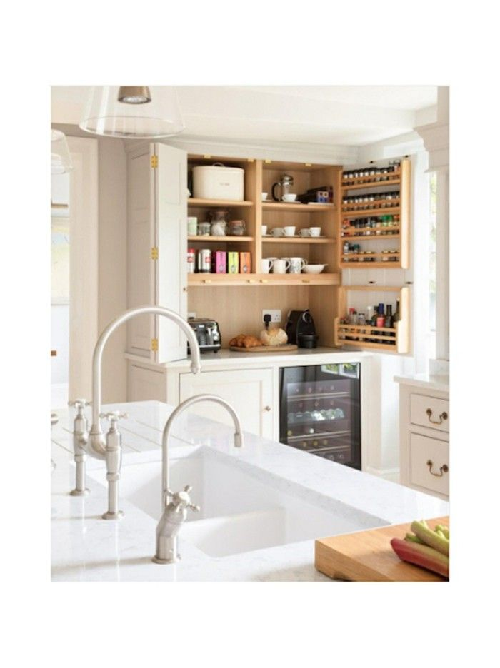 39 stauraum ideen für die moderne küche  home decor