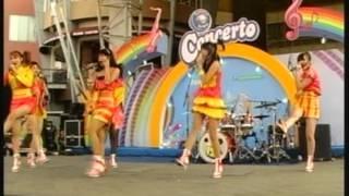 Super Girlies - Aw Aw Aw (Campina Concerto) #MyMusicMyDance #offair