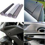 AUDEW 12″x60″3D Film Vinyle Tuning Carbone Thermoformable Adhesif Autocollant Voiture 30x152cm: À propos de la marque : Marque: AUDEW Notre…