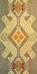'Pavoni' ('Peacocks') Carpet, fully raised pattern