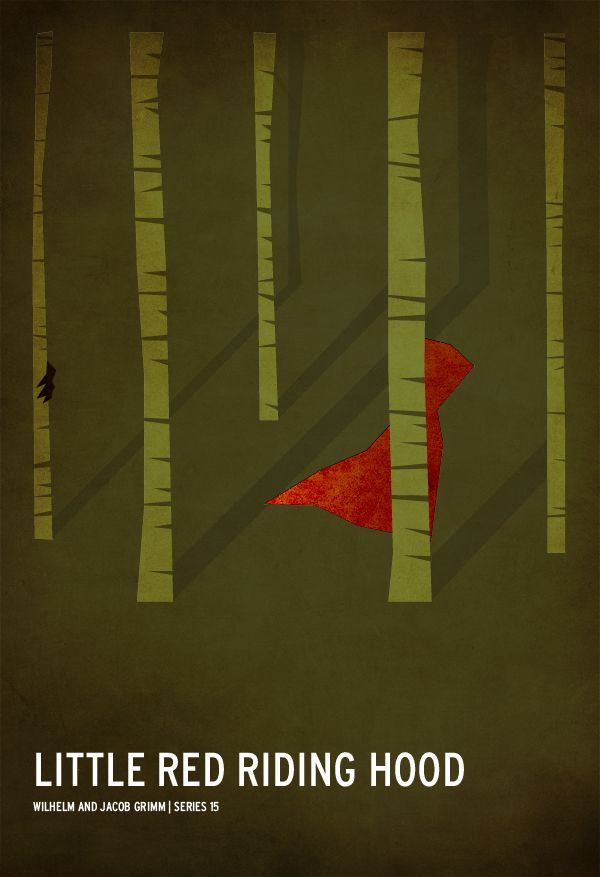 Little Red Riding Hood by Christian Jackson