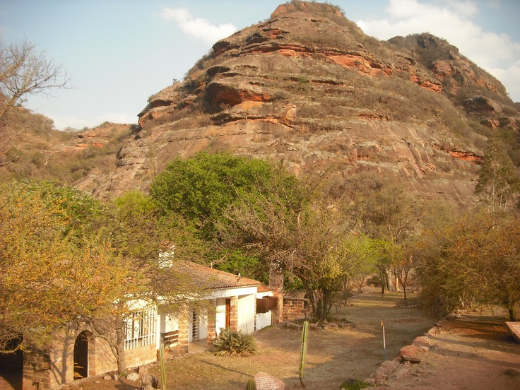 Casa de Atahualpa Yupanqui - Cerro Colorado