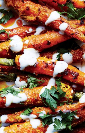 Tandoori Carrots recipe: You're about to become addicted.