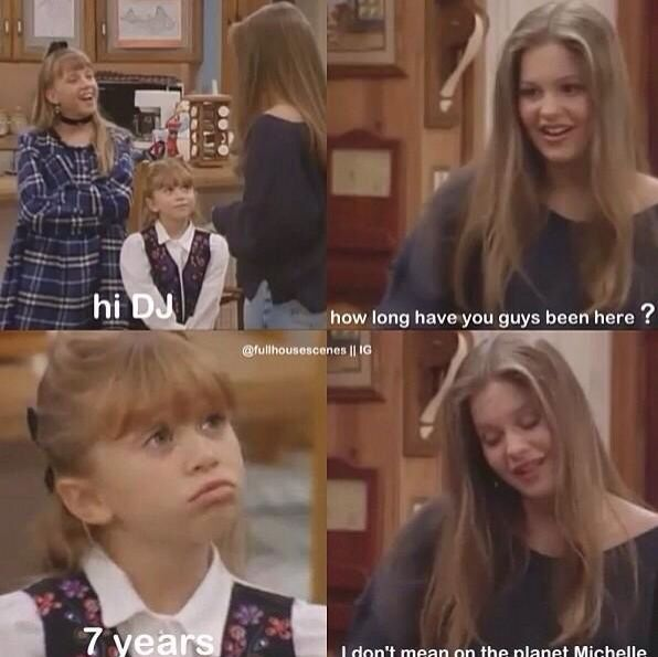 Full House Quotes 60 Best Talk About A Full House  Images On Pinterest  Funny .