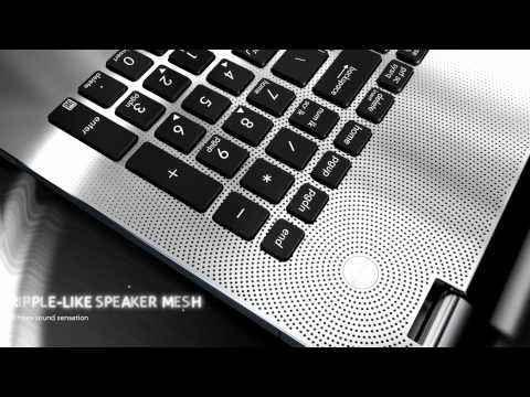 Announcing the New ASUS N Series Notebook