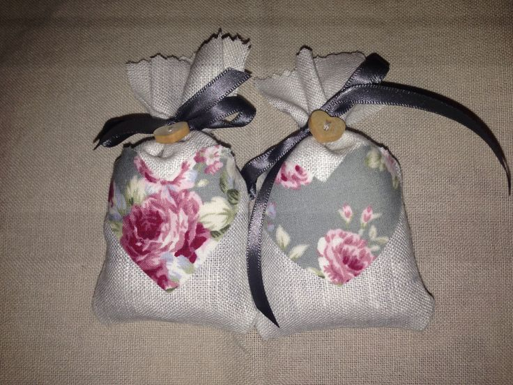 Hand Made from Laura Ashley fabric and filled with Yorkshire lavender
