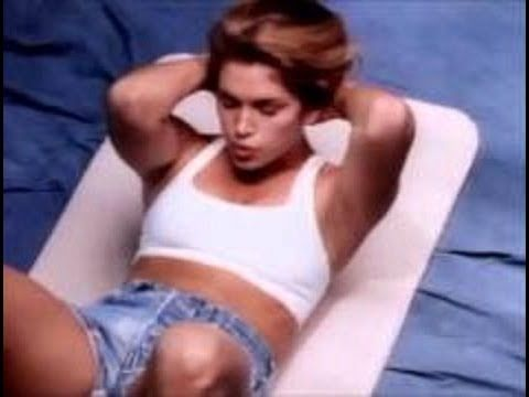 Cindy Crawford - 10 Min. Workout - Shape Your Body! - YouTube