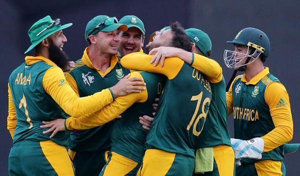 विश्व कप: श्रीलंका को नौ विकेट से हराकर सेमीफाइनल में पहुंचा द. अफ्रीका