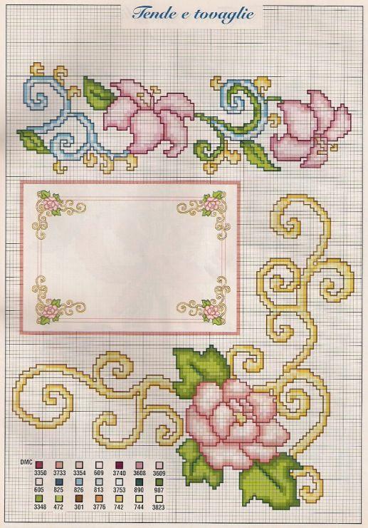Gallery.ru / Фото #200 - ******toalhas de mesa****** - celita